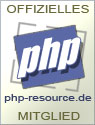 php-resource Mitglied