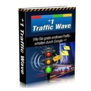 Google +1 Traffic Wave