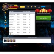 Poker Gaming Professional - mit PayPal,- Facebook Anbindung, Spiel Bots (Neue Version)