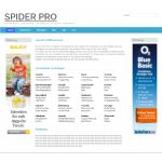 Spider Pro (Suchmaschine & Affiliate) - inkl. PayPal Anbindung